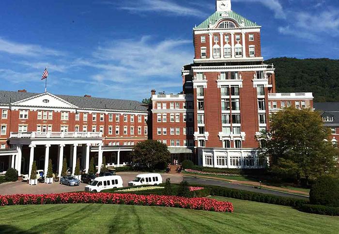 homestead hotel resort