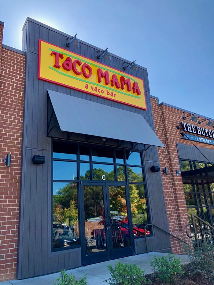 taco mama location in charlotte