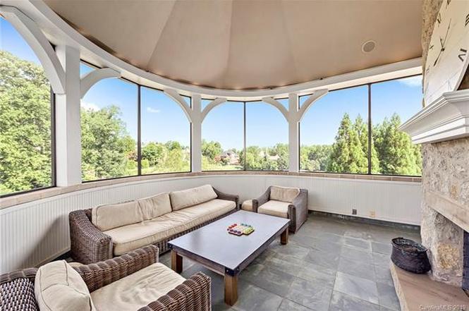 14608 Rudolph Dadey Drive sunroom
