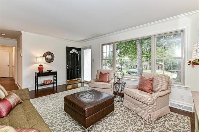 2132 Wensley Drive living room