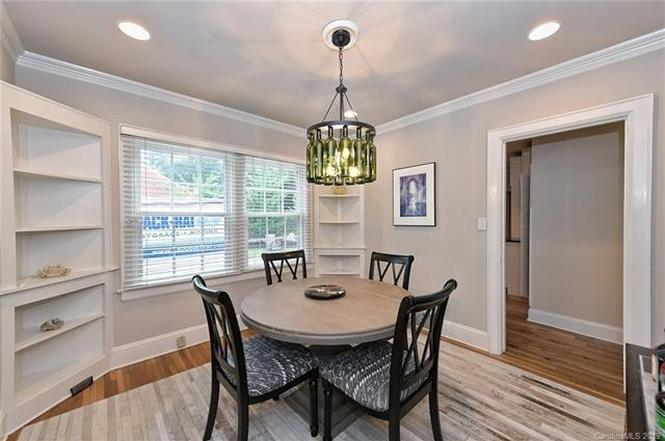3201 Commonwealth Ave. dining room