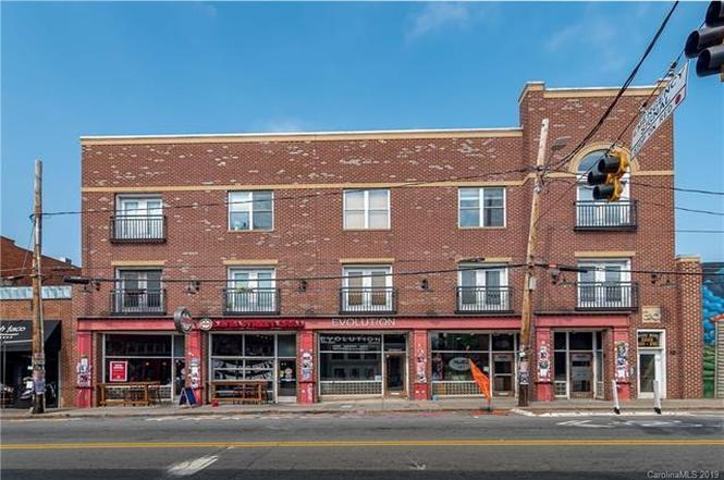 3205 N Davidson St #207 exterior