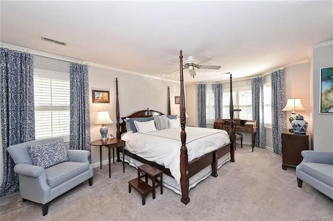 3537 Kylemore Court bedroom