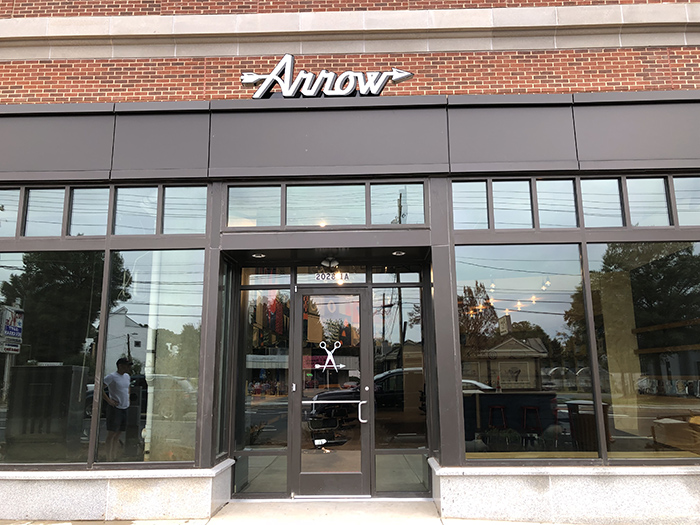 Arrow Atherton exterior