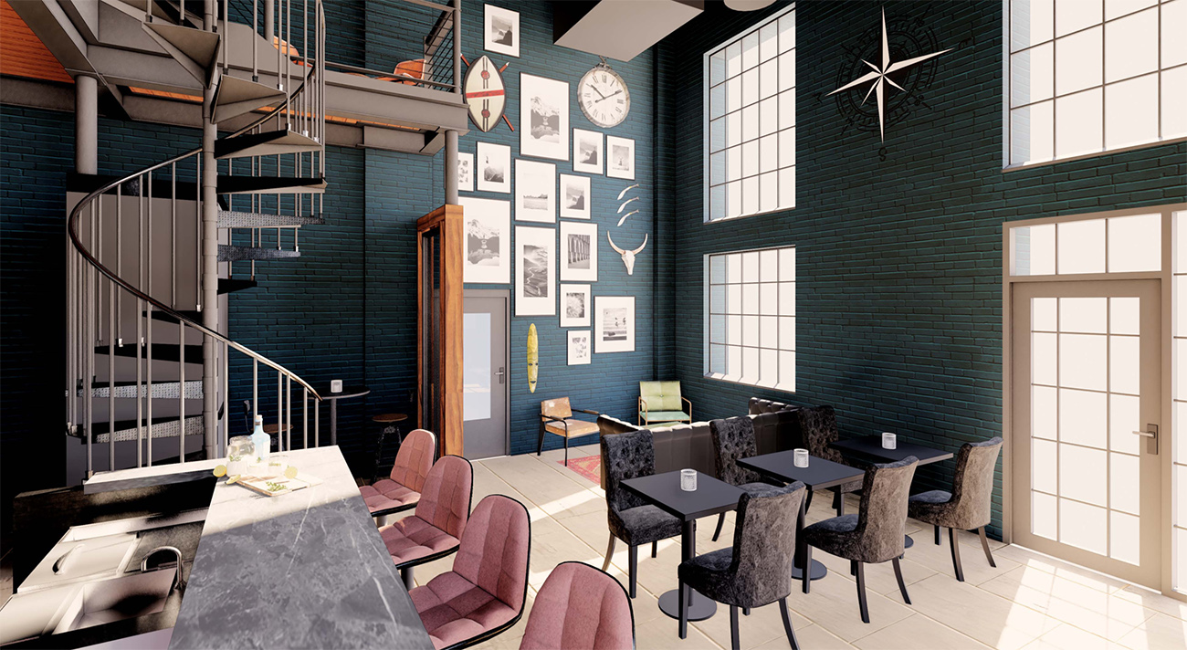 CEO of Wooden Robot Brewery launching craft cocktail lounge in South End near Superica