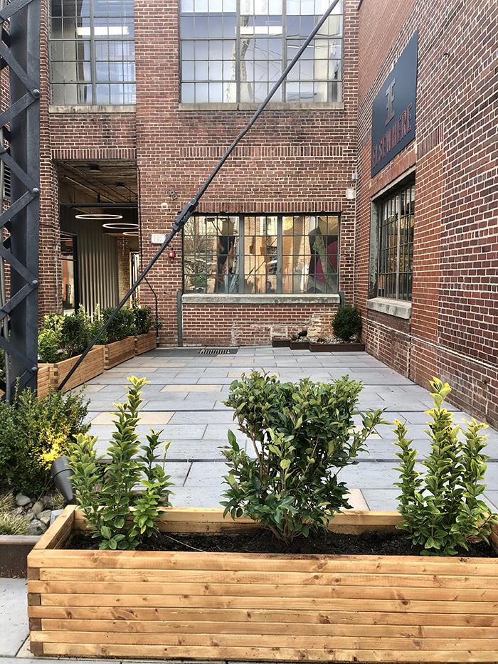 Elsewhere patio