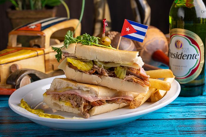 Havana Carolina sandwich