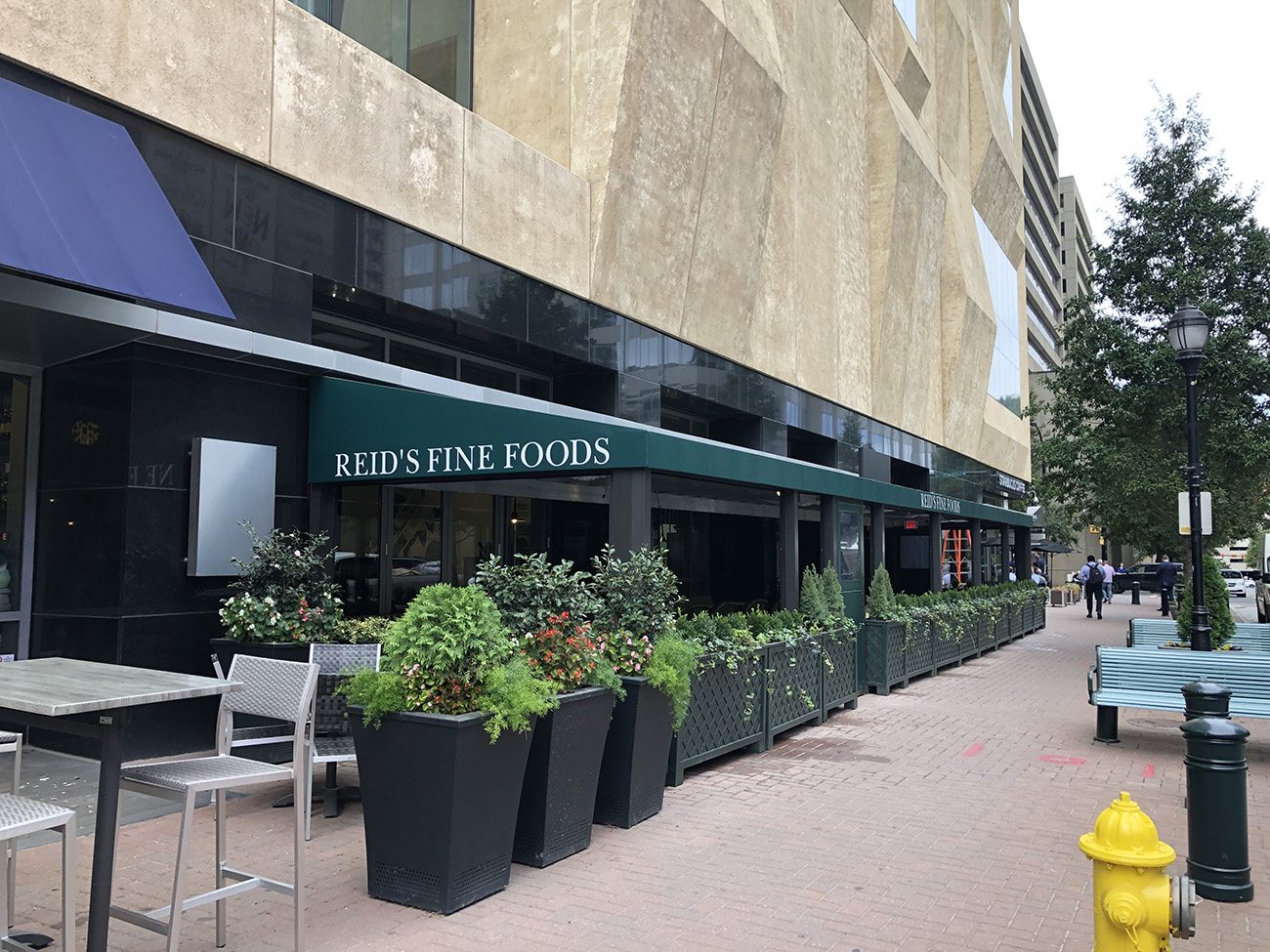 Reid's opens second location in Uptown near the Mint Museum