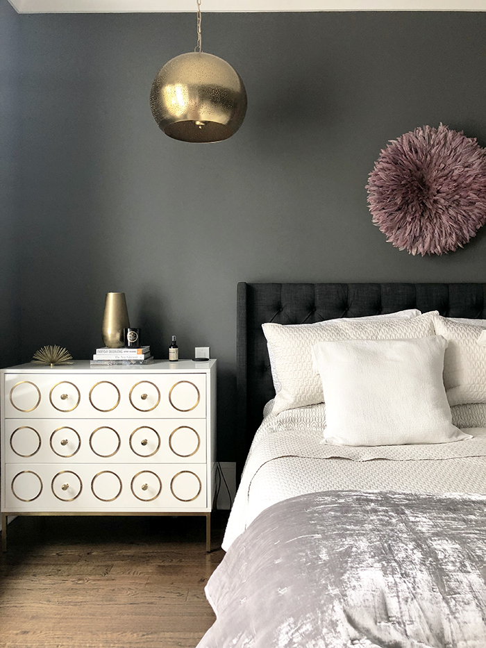 Style Hostess Home Tour master bedroom