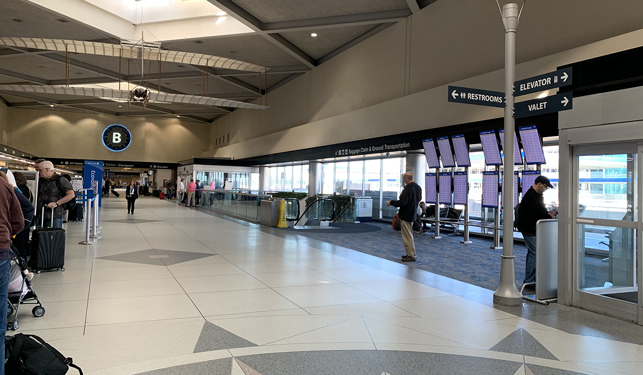 A look at the latest chapter in the never-ending construction at Charlotte's airport