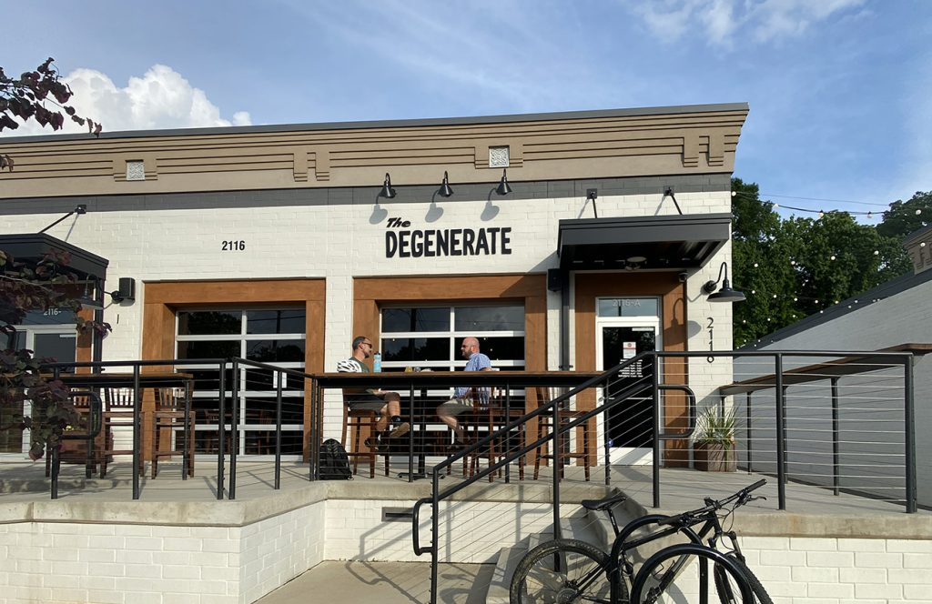 New gastropub named The Degenerate is now open in Villa Heights