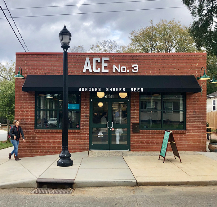 location of ace no 3 in charlotte