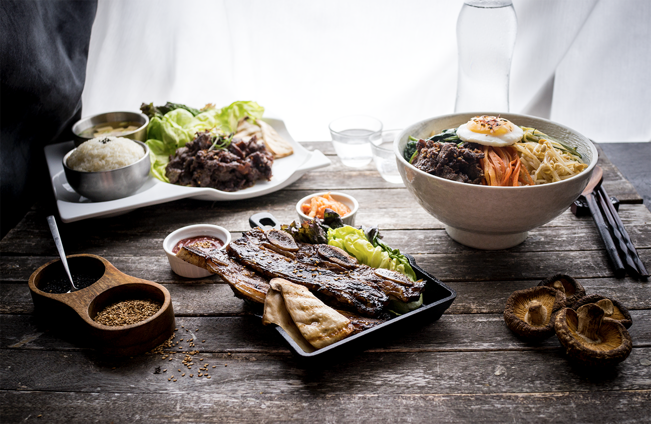 New upscale Korean restaurant with tabletop barbecue opening in March Uptown