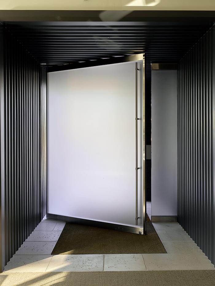 Pursley-Dixon-Architecture-office-tour-door