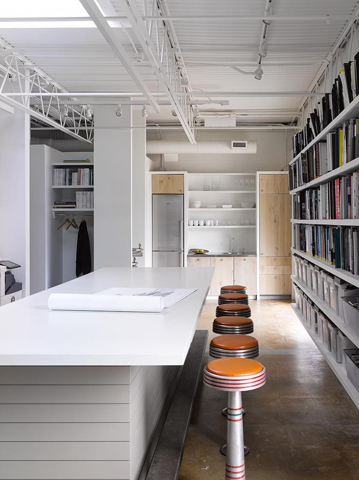 Pursley-Dixon-Architecture-office-tour-draft-table.