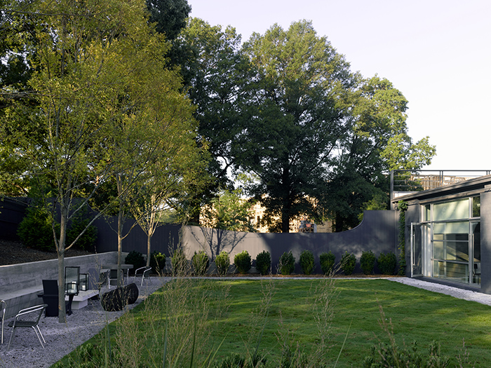 Pursley-Dixon-Architecture-office-tour-yard
