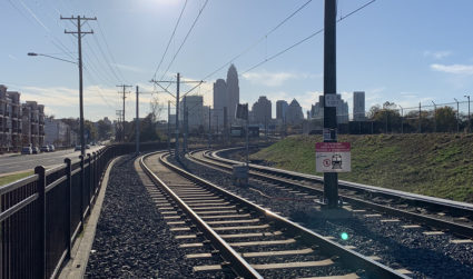 Is Charlotte ready to start ditching cars?