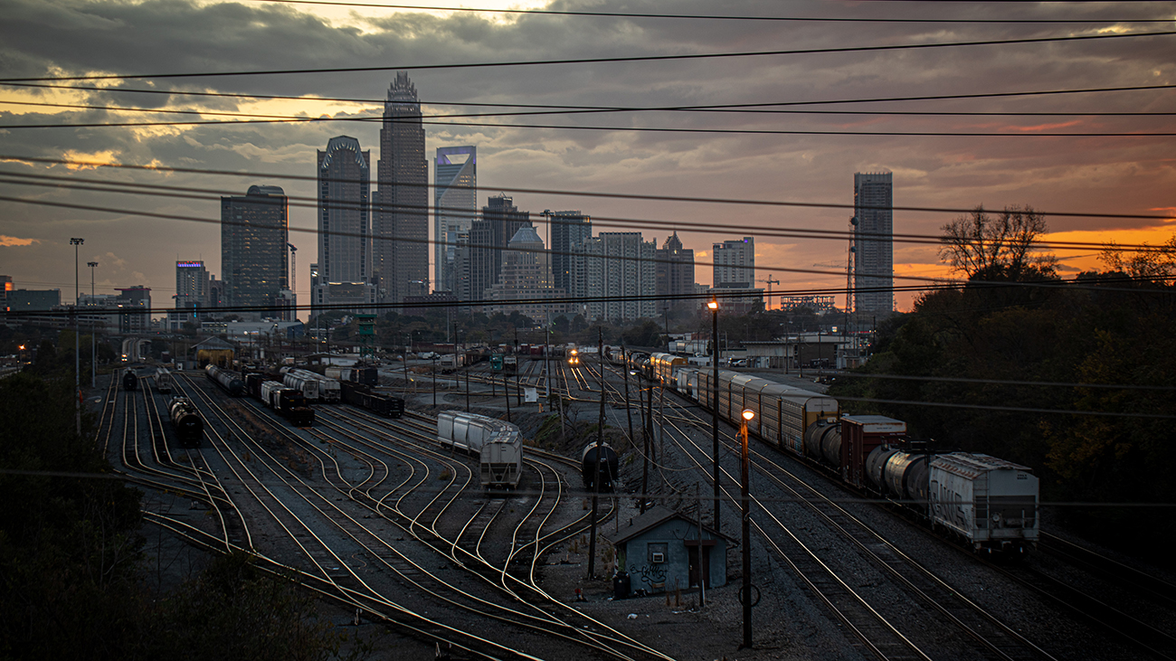 220-acre version of New York City's Central Park proposed for a longstanding north Charlotte rail yard