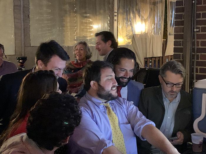 Election 2019 Tariq Bokhari