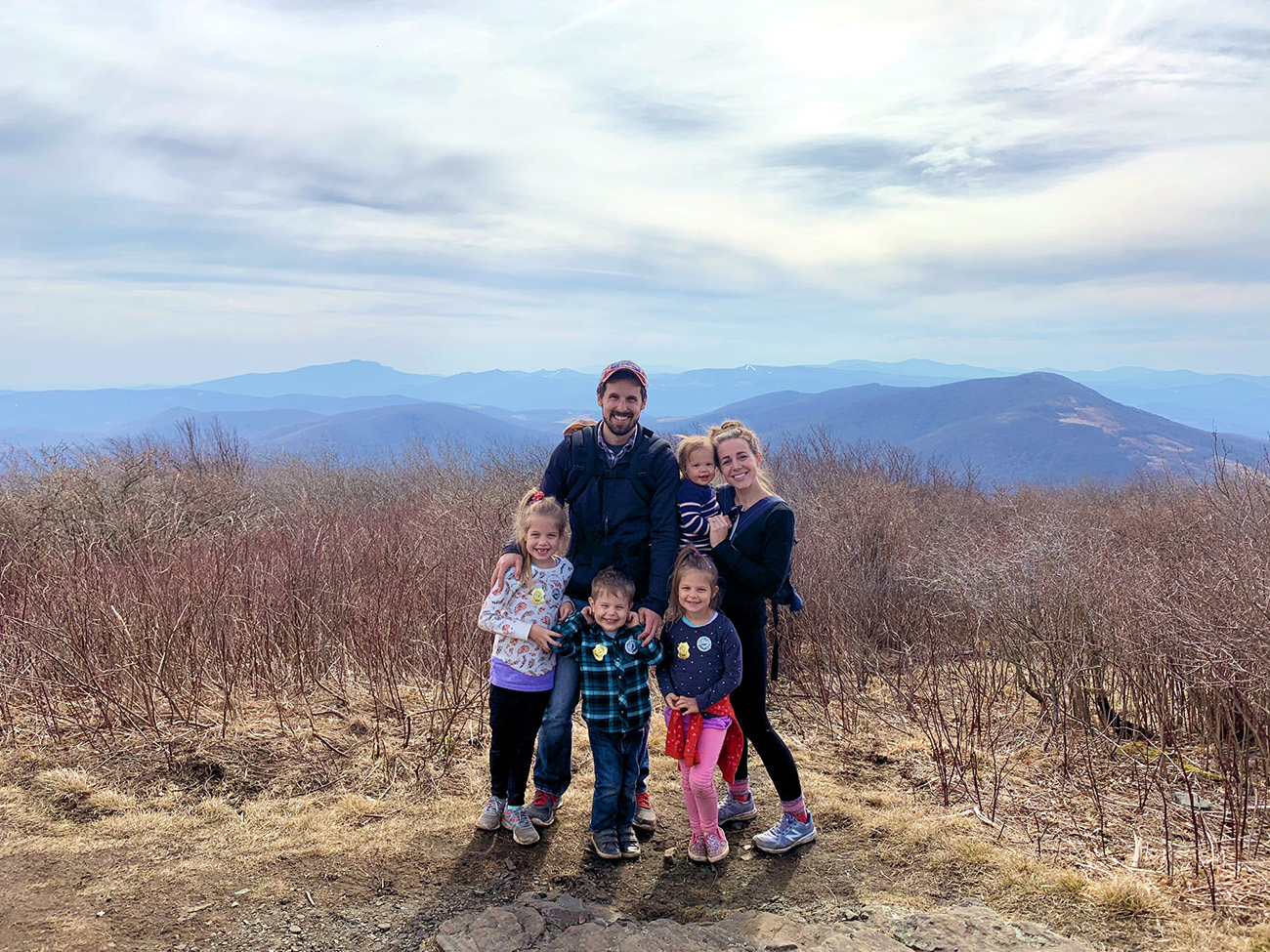 Here's how a family of 6 visited 41 North Carolina State Parks in 10 months on a $246 budget