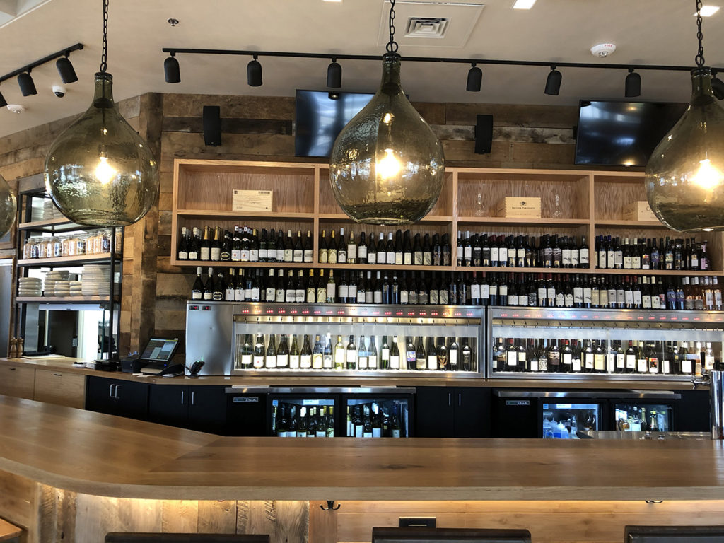 The newest Foxcroft location opens today in Waverly — expect wine-based cocktails and homemade pasta