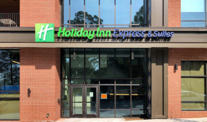 12 photos inside the new Holiday Inn Express, now open in South End