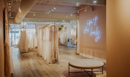 Lovely Bride, the 'cool girl' bridal shop, opens on Saturday in Wesley Heights
