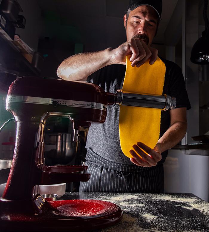 paul verica chef orto italian