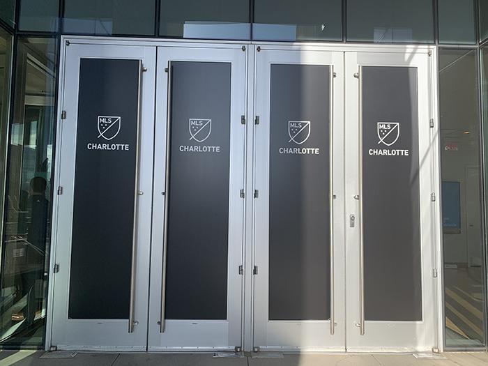 Mint Museum Uptown prepares for Major League Soccer announcement
