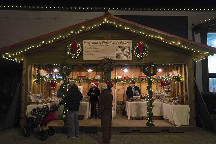 OMB Christmas Market vendors