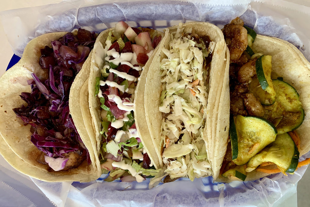 White Duck Taco Shop is now open in Charlotte's Belmont neighborhood — view menu and photos