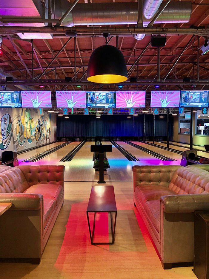 bowling at queen park social charlotte