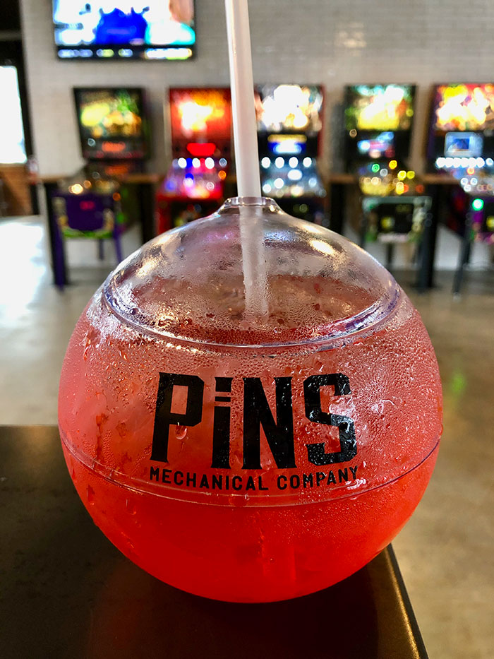 pins-mechanical bar