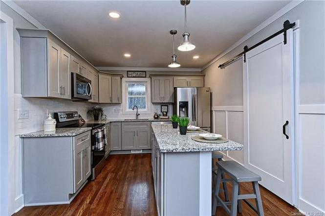 301 Wilby Drive kitchen