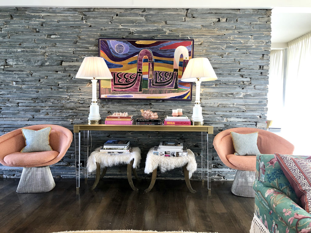 Home Tour: See inside interior designer Charlotte Lucas's colorful, contemporary Eastover abode