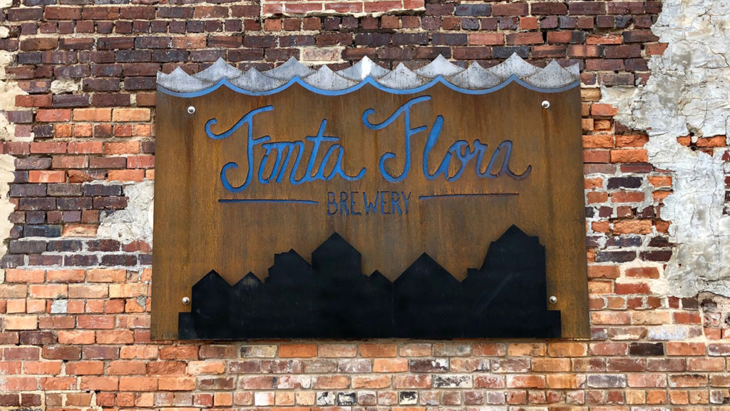 Morganton brewery Fonta Flora is now open at Optimist Hall