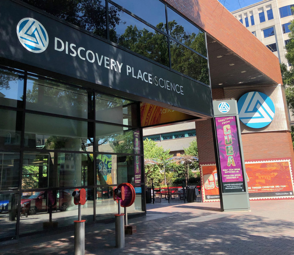 Discovery Place Science cancels its Antarctica-themed adult sleepover