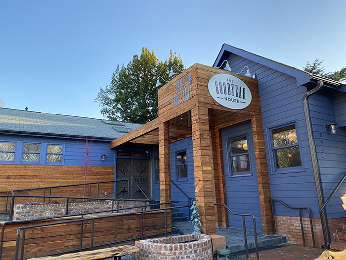 Goodyear House is opening soon in Noda