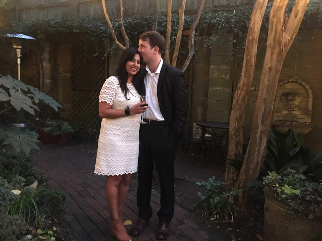 Couple spends $360 on microwedding, a growing trend among Charlotte millennials