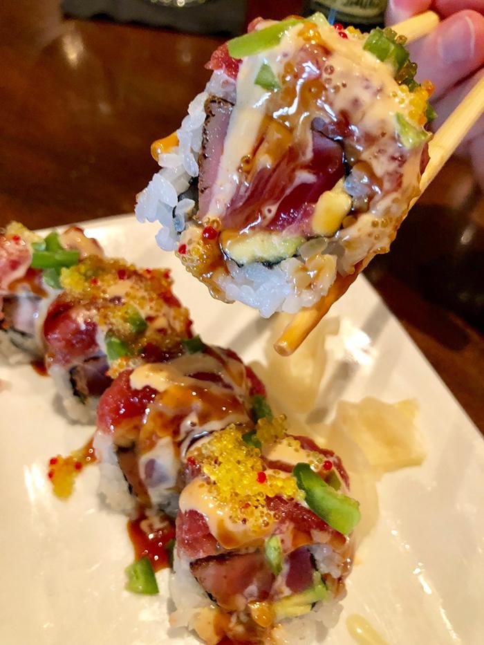 sushi in soul gastrolounge charlotte