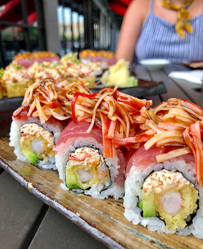 The 15 Best Sushi Restaurants In Charlotte Charlotte Agenda