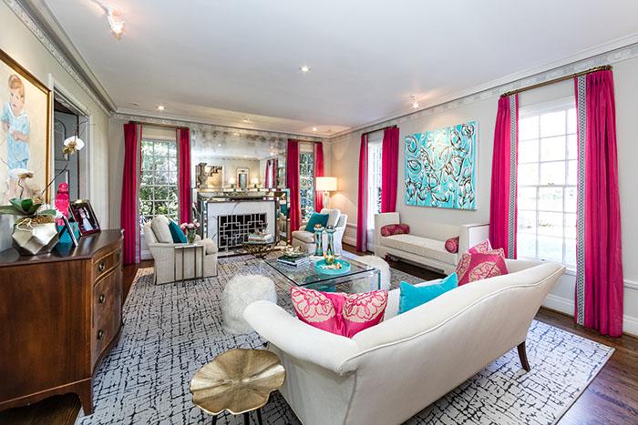 2208 Sherwood Avenue living room