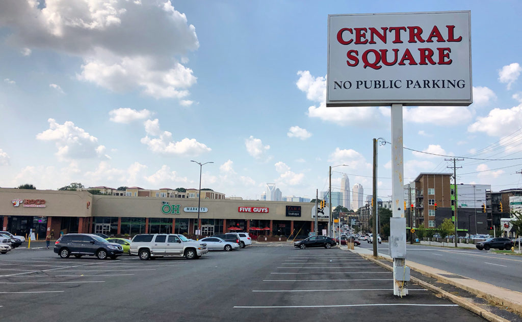 Project update: Developer plans an overhaul of a site in the heart of Plaza Midwood