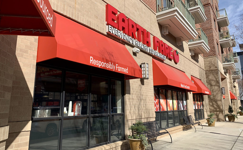 Earth Fare is going out of business and will soon close all of its stores