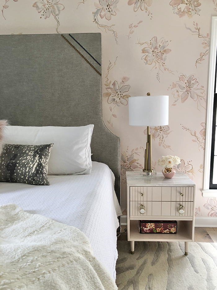 Madeline Hughes Home Tour bedroom