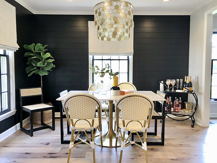 Madeline Hughes Home Tour dining room