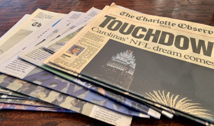 A hedge fund is close to taking over the Charlotte Observer's parent company. What will it mean for local journalism?