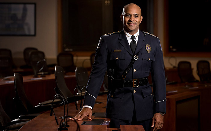 CMPD Chief Kerr Putney