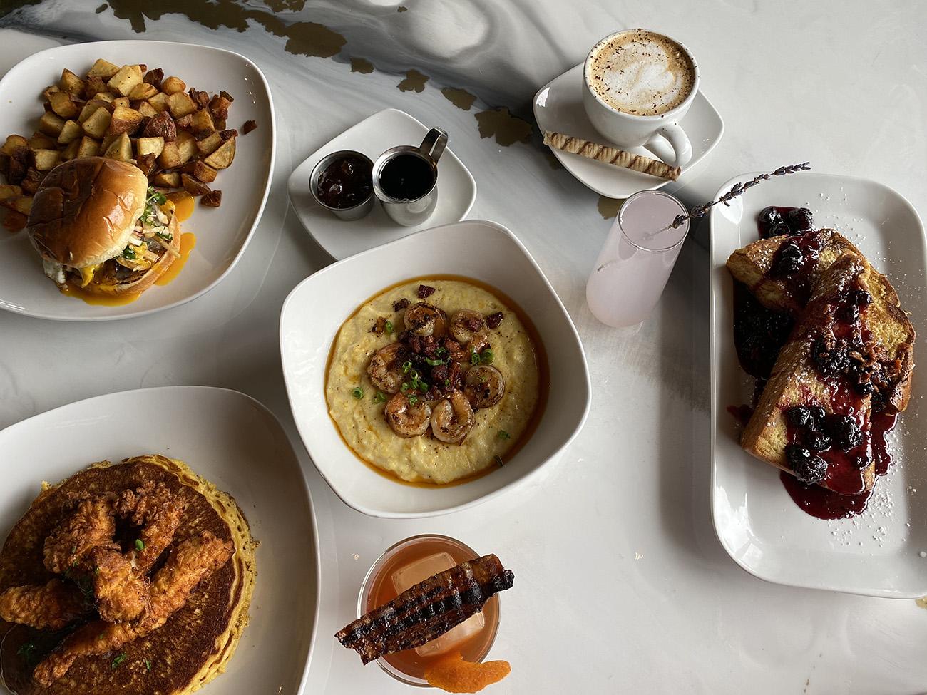 Brunch restaurant Easy Like Sunday opens on February 13 in the Park Road area