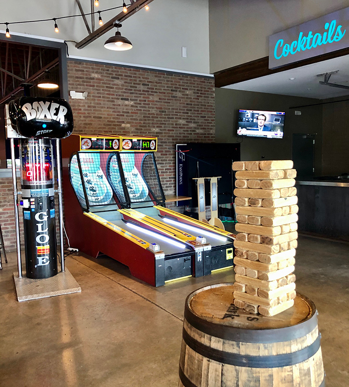 games at queen park social charlotte